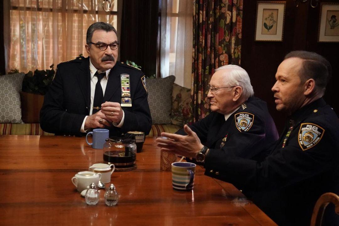 Photo Donnie Wahlberg, Len Cariou, Tom Selleck
