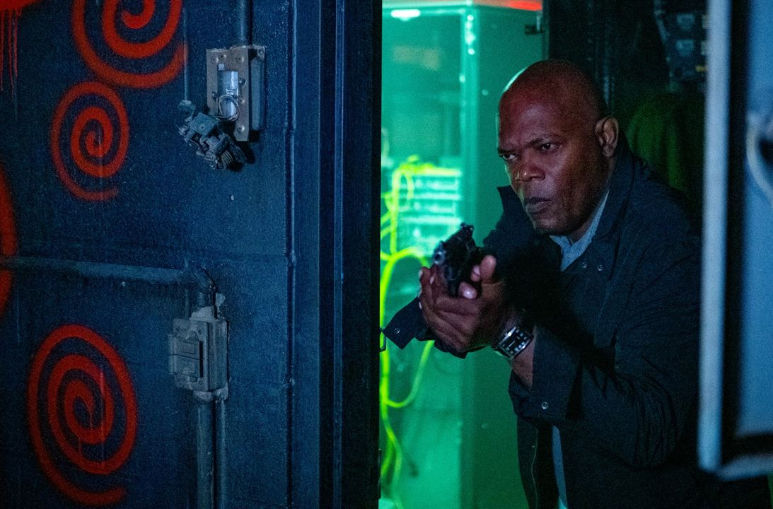Spirale : L'Héritage de Saw : Photo Samuel L. Jackson