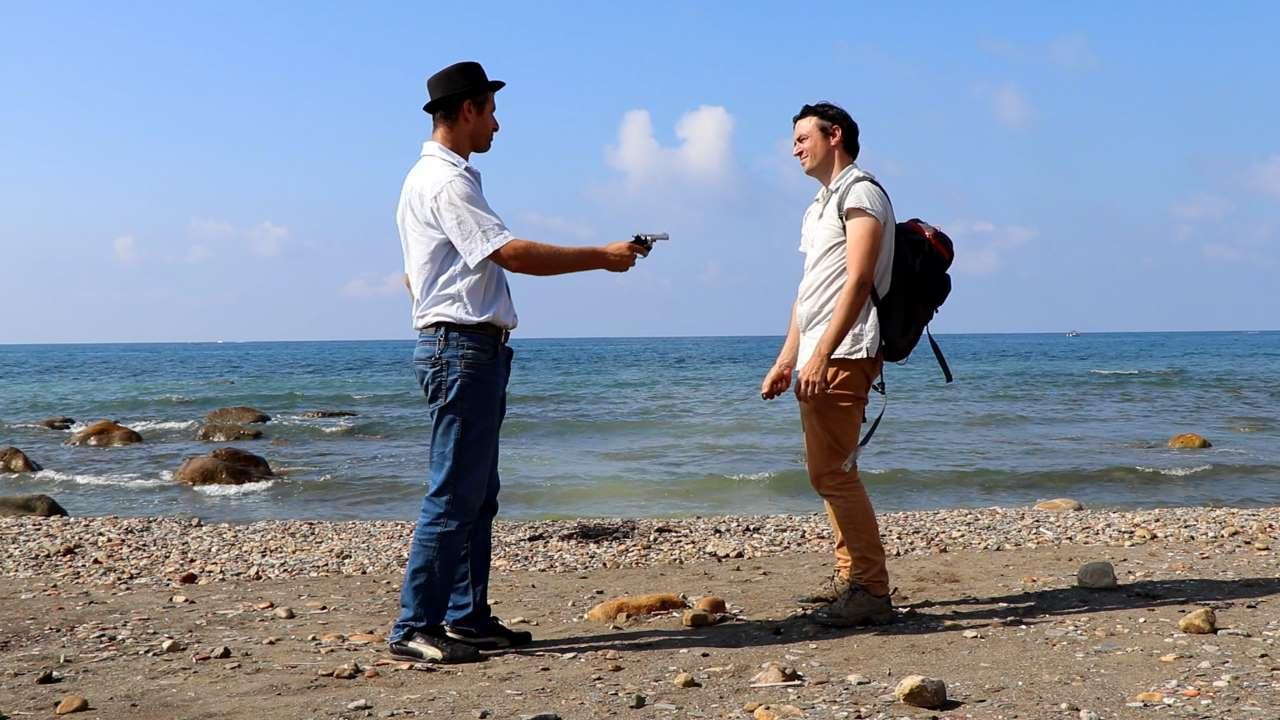 Voyage en Kabylie : Photo Mathieu Tuffreau, Zahir Messaoudène