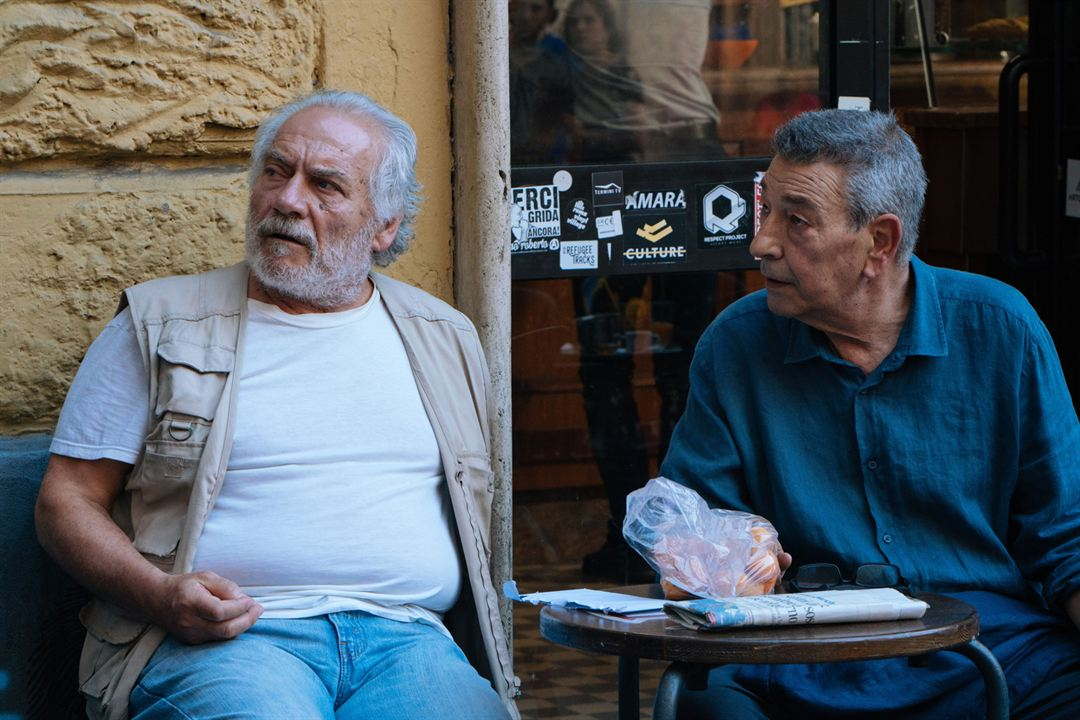 Citoyens du monde : Photo Gianni Di Gregorio, Giorgio Colangeli