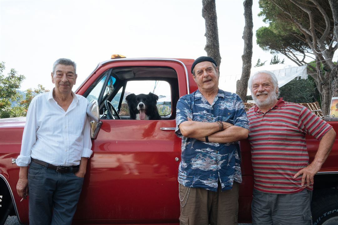 Citoyens du monde : Photo Ennio Fantastichini, Gianni Di Gregorio, Giorgio Colangeli