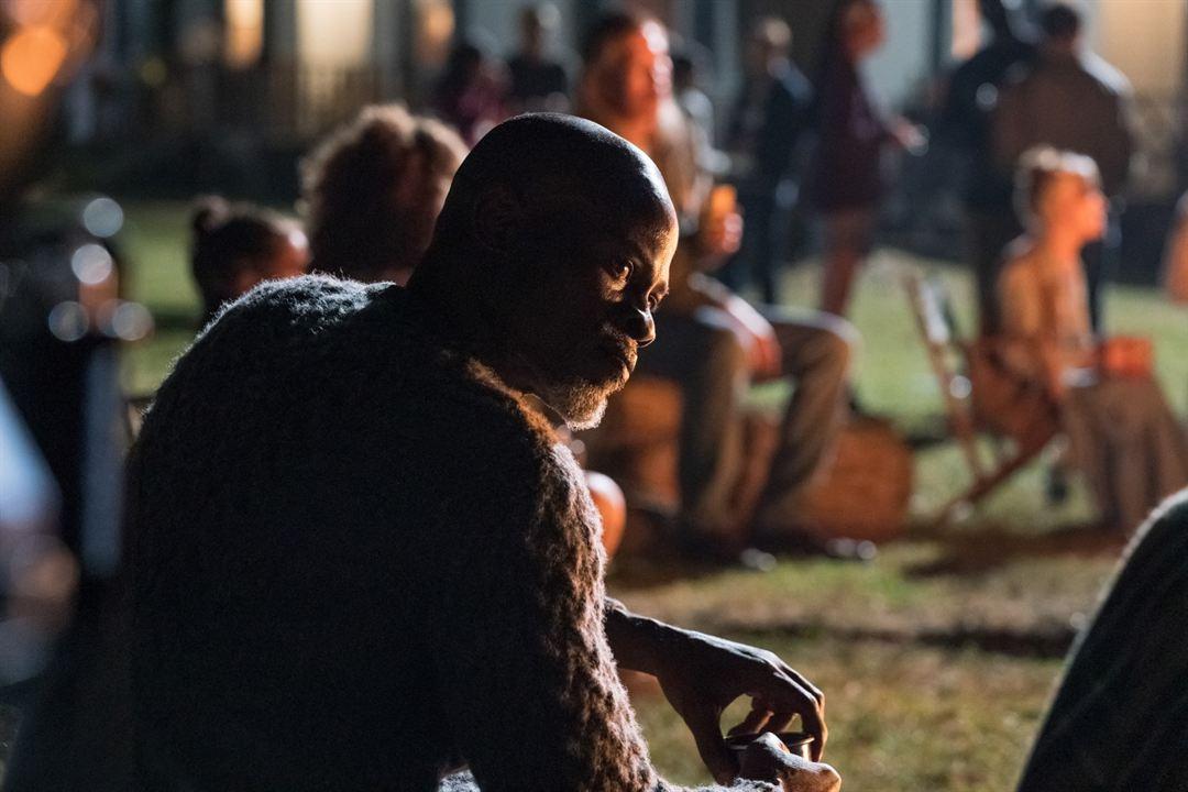 Sans un bruit 2 : Photo Djimon Hounsou