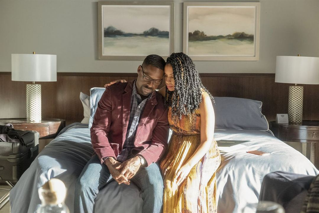 Photo Sterling K. Brown, Susan Kelechi Watson
