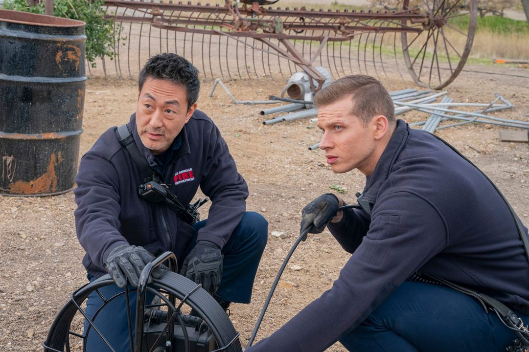 Photo Kenneth Choi, Oliver Stark
