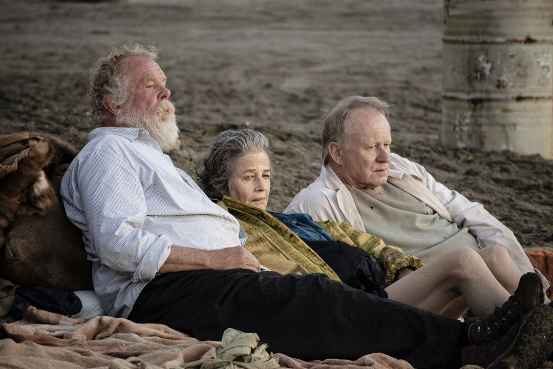 Last Words : Photo Charlotte Rampling, Nick Nolte, Stellan Skarsgård