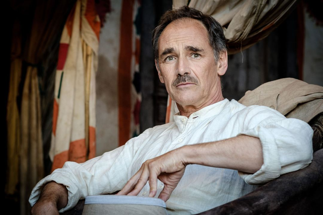 Waiting For The Barbarians : Photo Mark Rylance