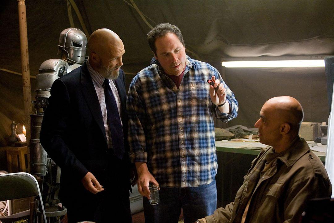 Iron Man : Photo Jeff Bridges, Jon Favreau