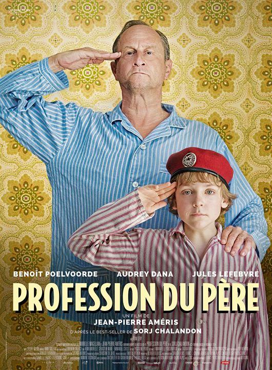 Profession du père : Affiche