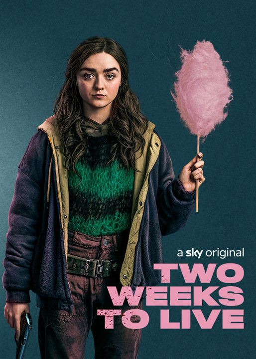Two Weeks to Live : Affiche