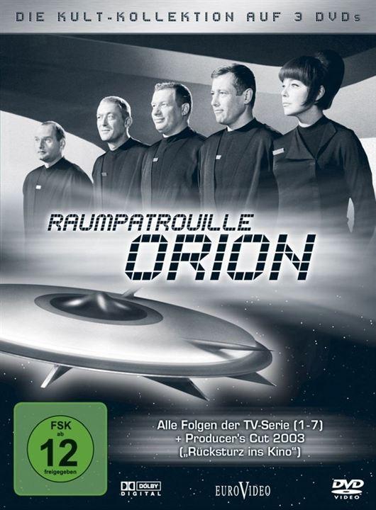 Commando spatial / La fantastique aventure du Vaisseau Orion : Affiche