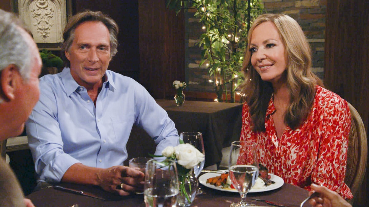 Photo Allison Janney, William Fichtner