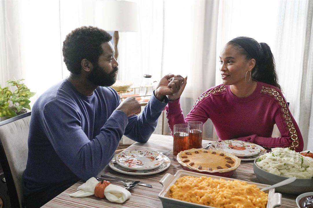 Photo Joy Bryant, Nicholas Pinnock