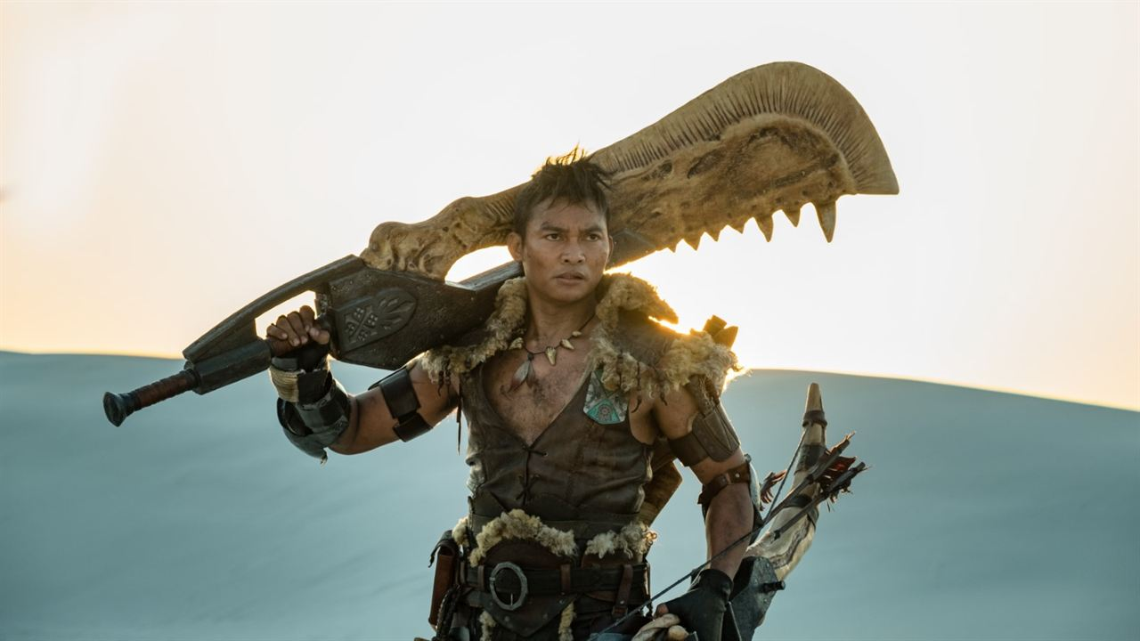 Monster Hunter : Photo Tony Jaa