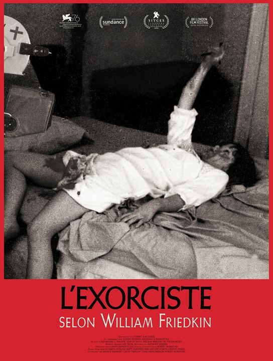L' Exorciste selon William Friedkin