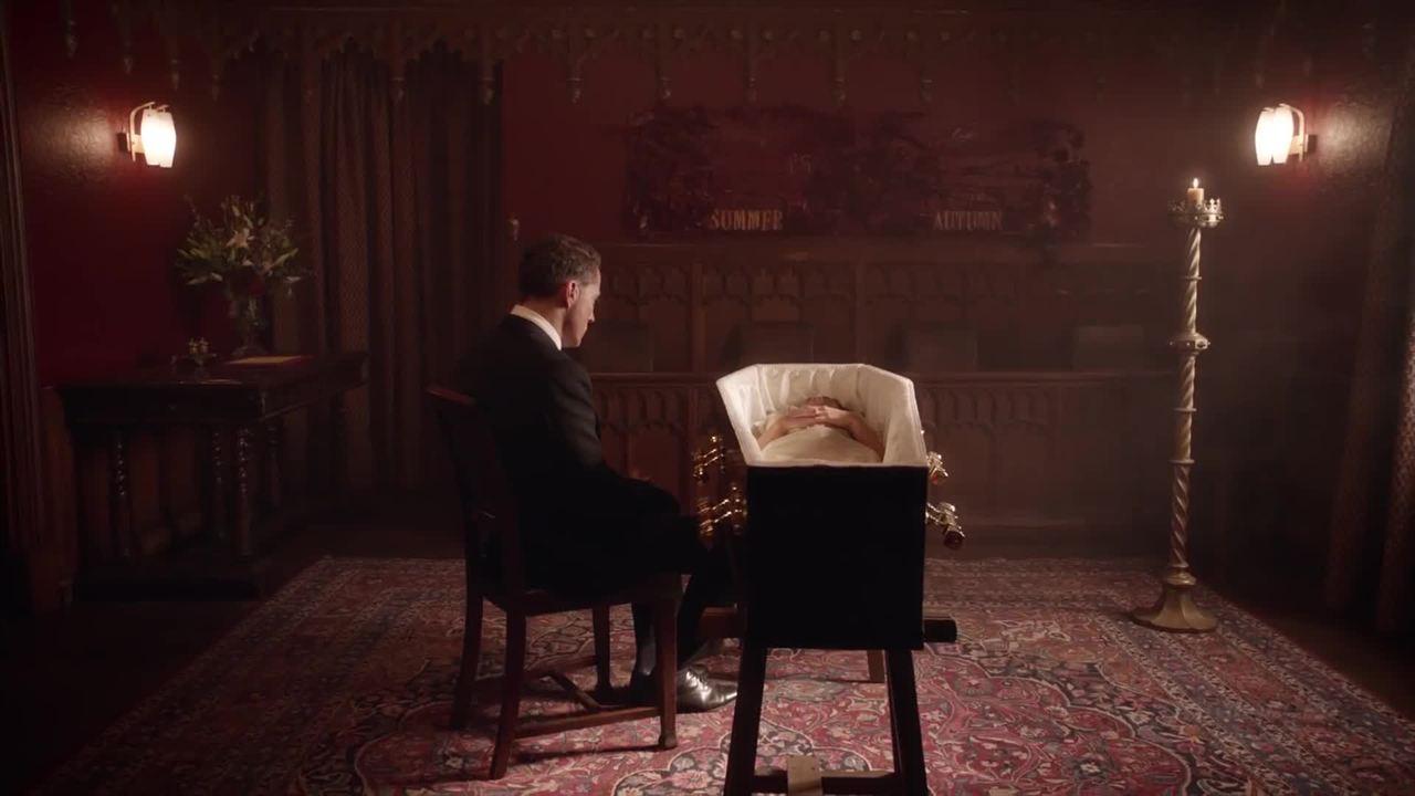 Le Cheval pâle d'après Agatha Christie : Photo