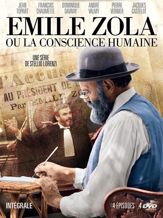 Émile Zola ou La conscience humaine : Affiche