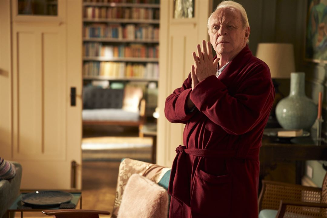 The Father: Anthony Hopkins