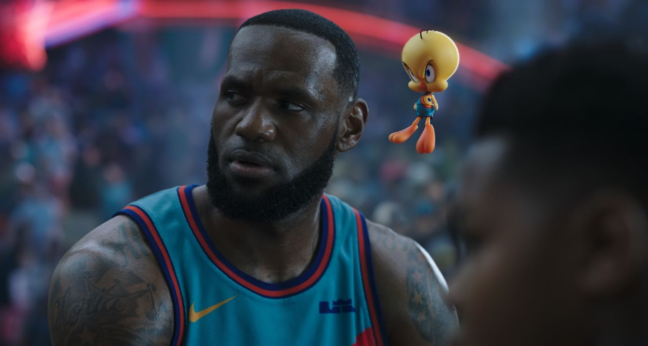 Space Jam - Nouvelle ère : Photo LeBron James