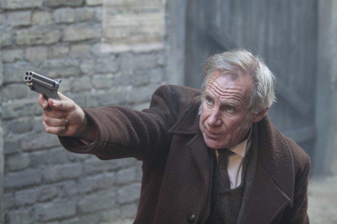 Jack l'éventreur : Sur les traces du tueur : Photo Nicholas Farrell