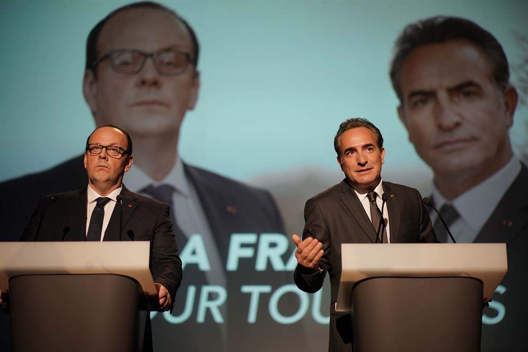 Présidents: Jean Dujardin, Grégory Gadebois
