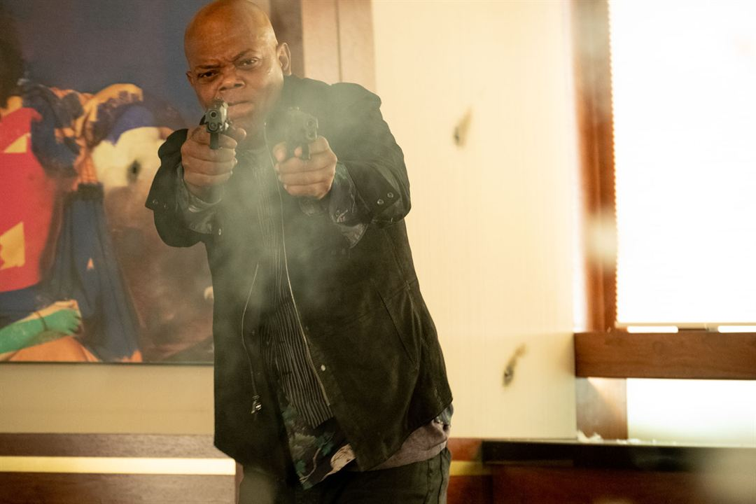Hitman & Bodyguard 2: Samuel L. Jackson