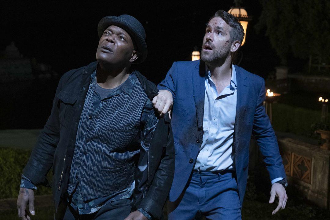 Hitman & Bodyguard 2: Samuel L. Jackson, Ryan Reynolds
