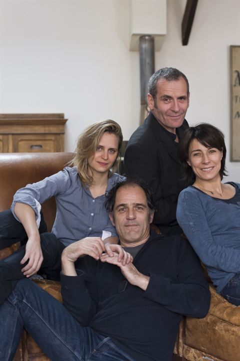 Le Prochain Film : Photo Antoine Chappey, Frédéric Pierrot, Marilyne Canto, Sabrina Seyvecou