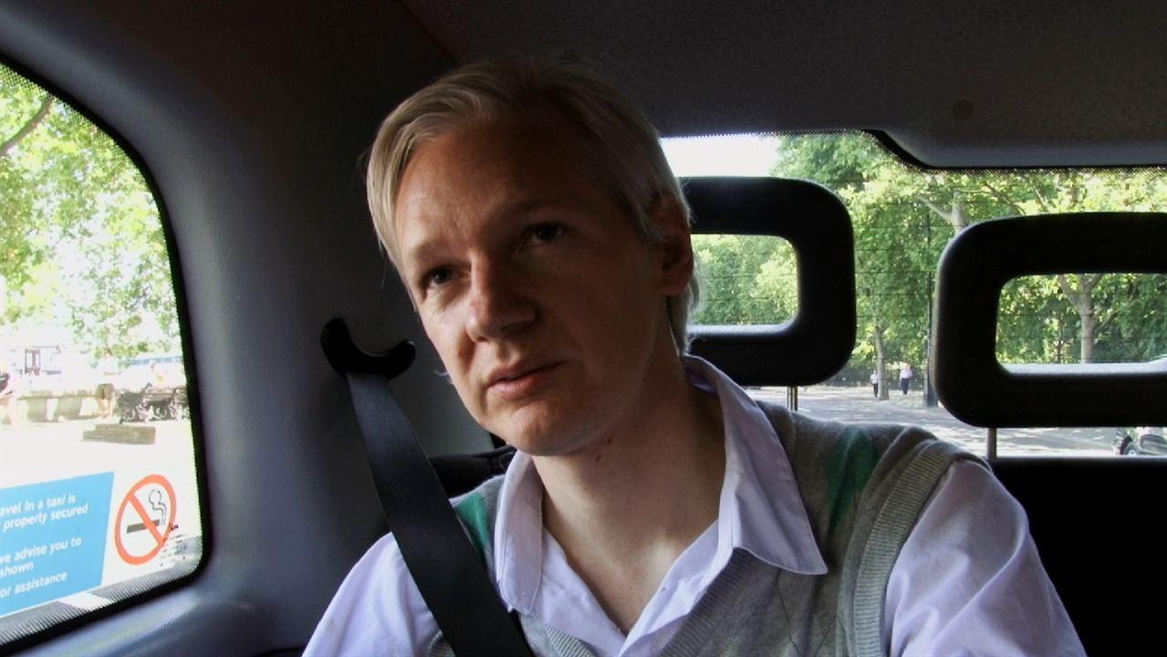 We Steal Secrets : la vérité sur Wikileaks : Photo Julian Assange