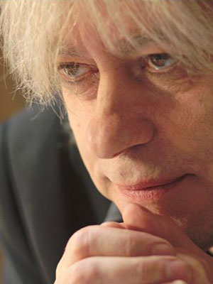 Affiche Bob Geldof