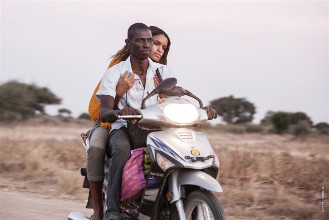 Grigris: Souleymane Démé, Anaïs Monory