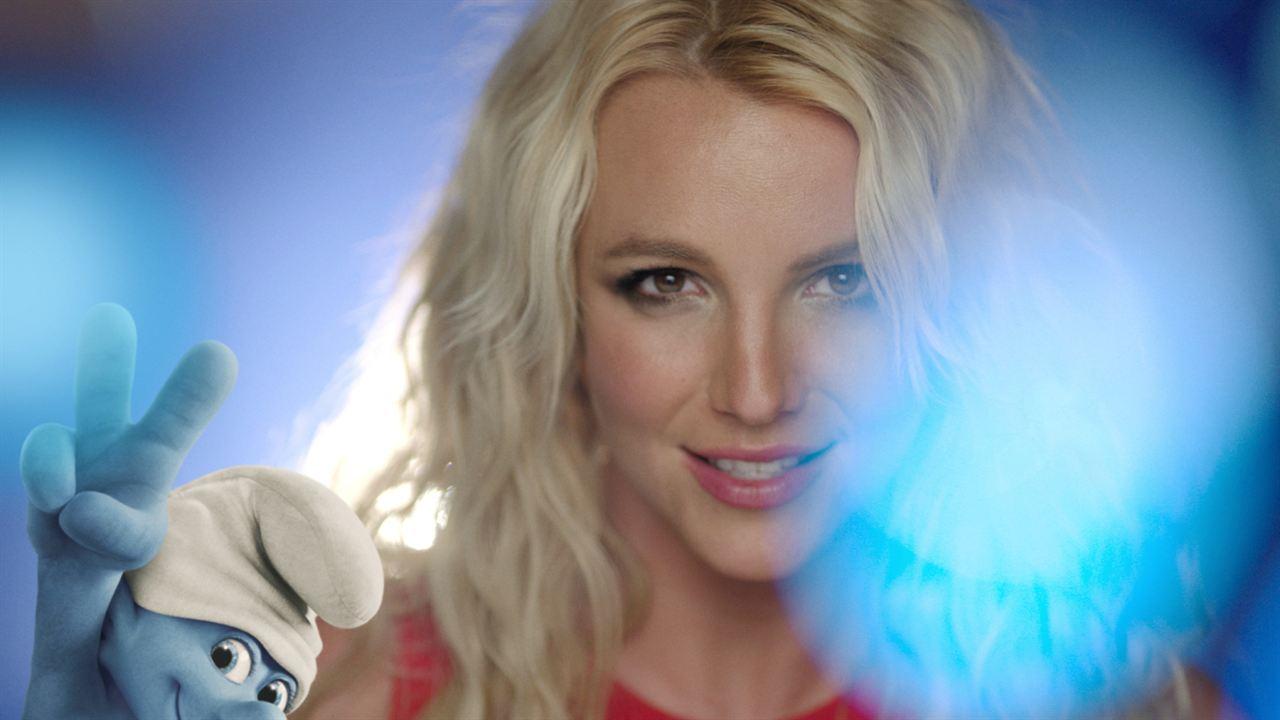 Les Schtroumpfs 2 : Photo Britney Spears