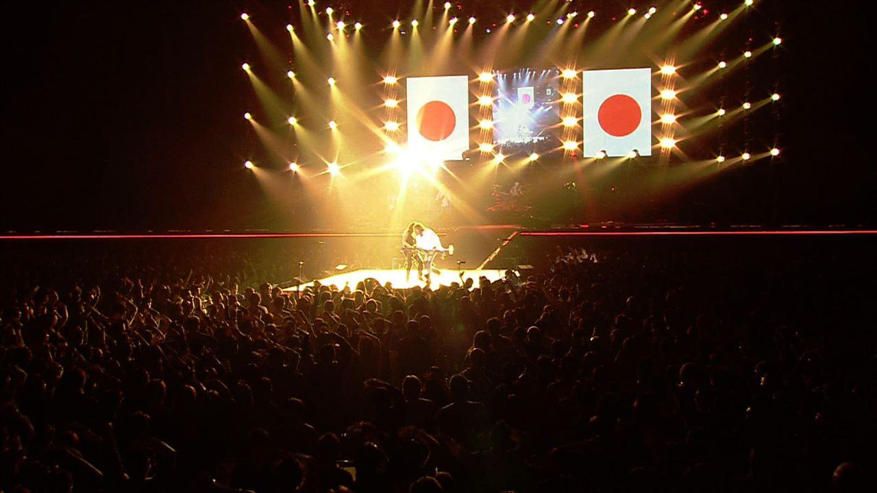 Concert Aerosmith : Rock for the Rising Sun