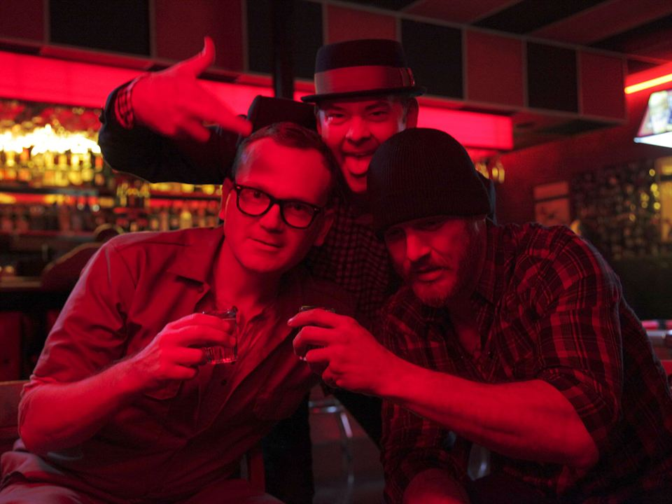Cheap Thrills : Photo David Koechner, Ethan Embry, Pat Healy