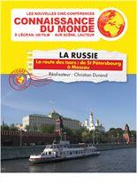 La Russie - La route des tsars : de St Pétersbourg à Moscou