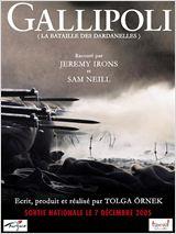 Gallipoli (la bataille des Dardanelles)