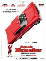 Benoît Brisefer : les Taxis Rouges (2014)