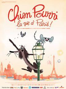 CHIEN POURRI, LA VIE A PARIS