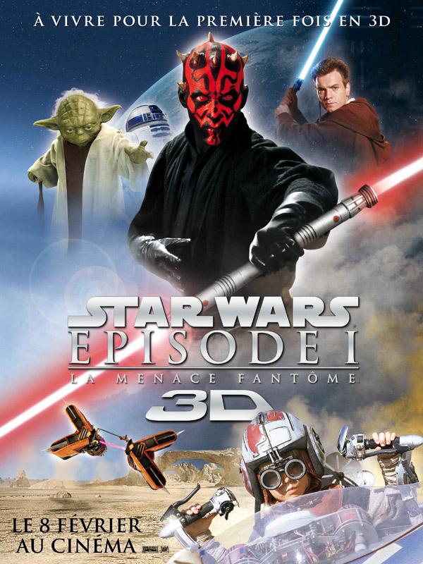 Star Wars : Episode I - La Menace fantôme (2012)