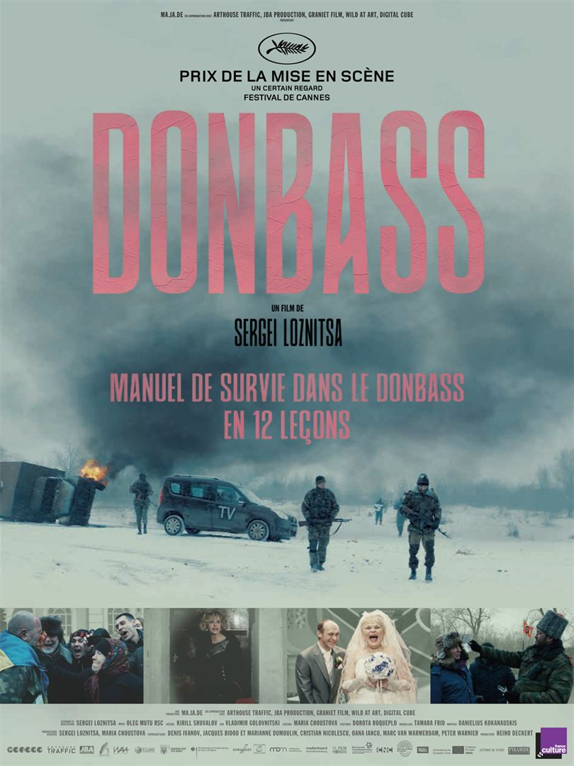 DONBASS Film en Streaming VOSTFR