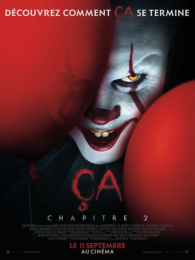 ÇA : CHAPITRE 2 | Critique du film avec Jessica Chastain et James ...