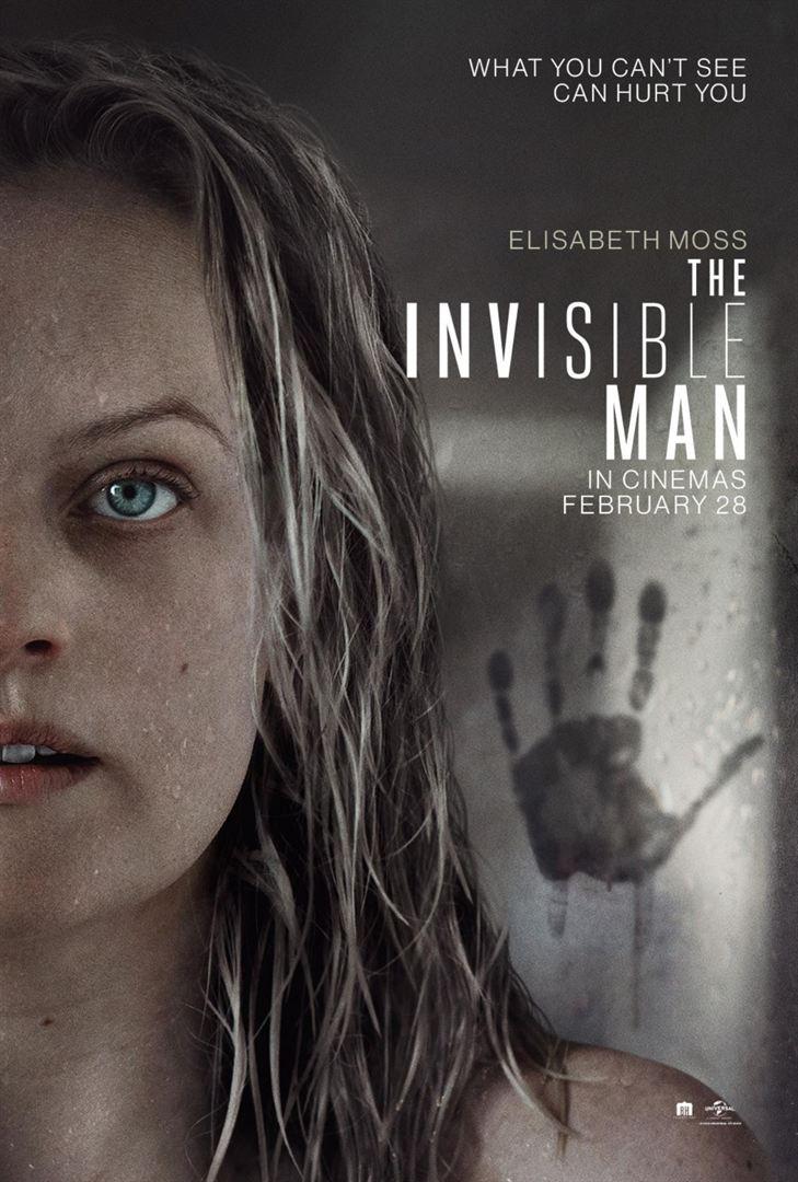 [好雷] 隱形人 The Invisible Man