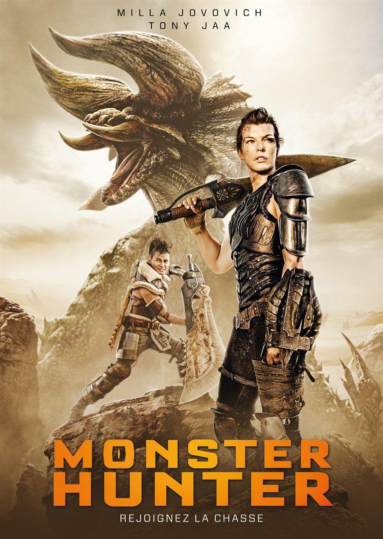 Affiche du film Monster Hunter