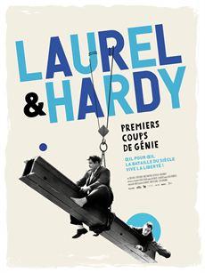 Laurel et Hardy Premiers coups de génie