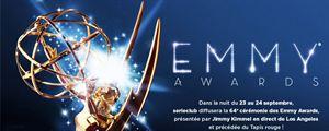 Emmy Awards 2012 : les nominations
