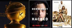 Nominations Golden Globes 2016 : Netflix en progression, Mr. Robot et Empire en compétition