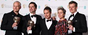 BAFTA 2018 : 3 Billboards grand vainqueur de la cérémonie, Guillermo del Toro et Gary Oldman récompensés