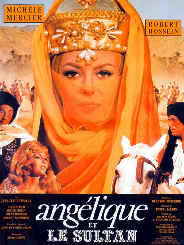 Анжелика и Султан 1968 - профессиональный
