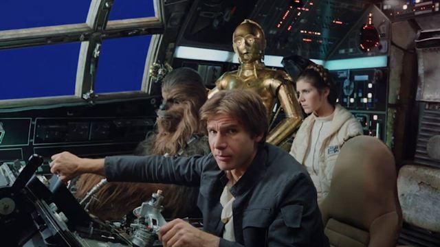 Un making of inédit de L'Empire contre-attaque refait surface — Star Wars