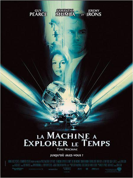 La Machine à explorer le temps - Time machine : Affiche