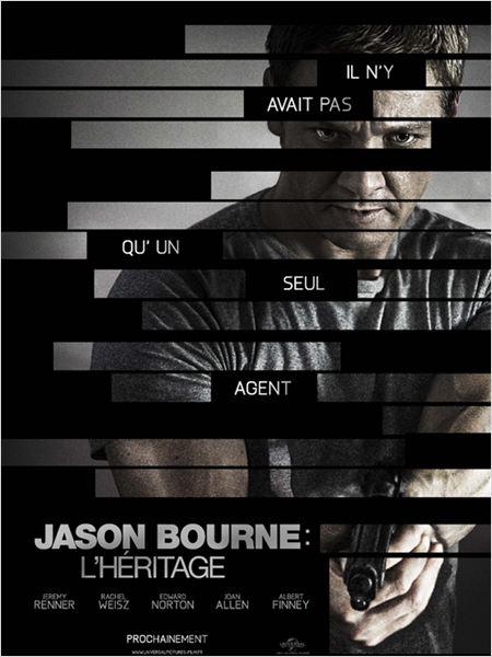 Jason bourne : l'héritage dvdrip